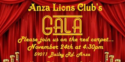 Anza Lions Club's Gala