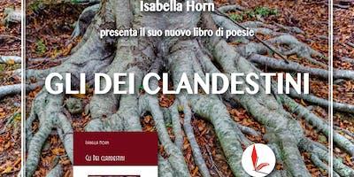 Presentazione del libro Gli Dei clandestini di Isabella Horn