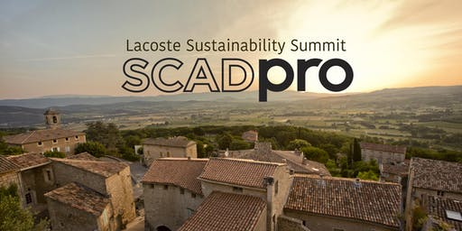 SCADpro Sustainability Summit