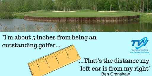 Is Your Mind Full on the Golf Course?
