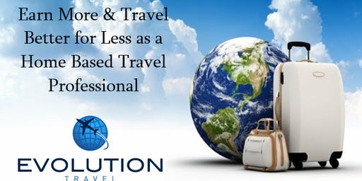 Independent Home-Based Travel Agent Opportunity