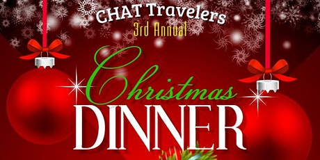 3rd Annual Christmas Dinner tickets