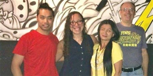 Philadelphia Asian Social Event: Friday Happy Hour & Karaoke Event