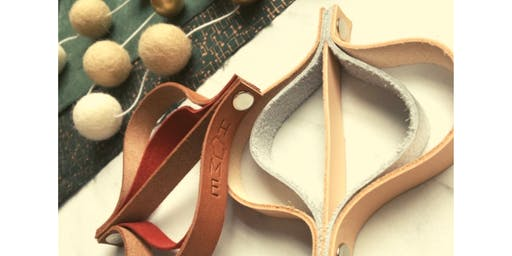 Create Your Own Leather Ornament
