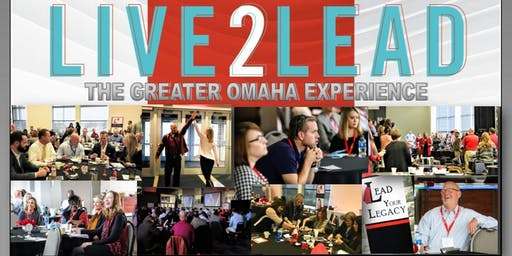 Live2Lead 2019 Greater Omaha Experience