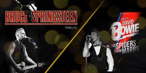 Tribute Bruce Springsteen / David Bowie
