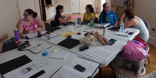 Basic Birth Assistant & Doula Training Workshop