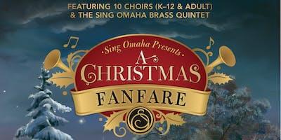 A Christmas Fanfare - PAPILLION K-6, Girls', Boys', Women's, Master Chorale