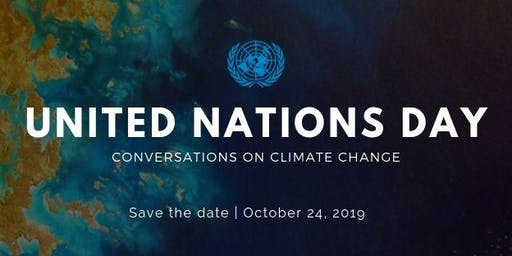 United Nations Day: Conversations on Climate