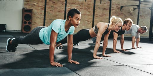 FIT FOR FALL: Community Fitness and Wellness Open House