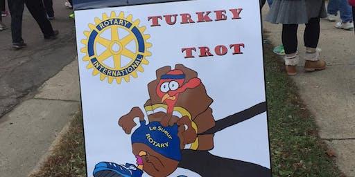 Le Sueur Rotary 2019 Turkey Trot