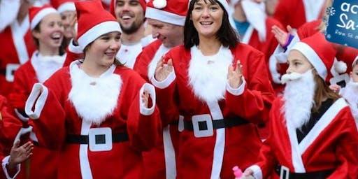 Mayor's Charity 5k Santa Run