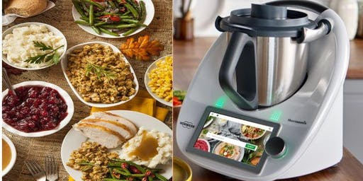 Thanksgiving Thermomix® Cooking Class - Virginia