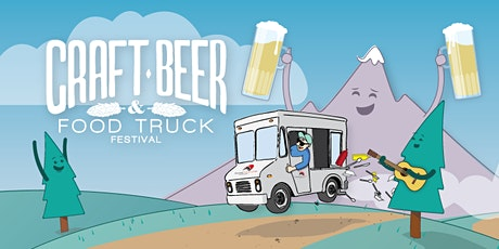 5th Annual Craft Beer & Food Truck Festival tickets