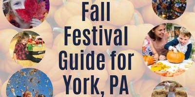 Fall Festival Guide for York, PA