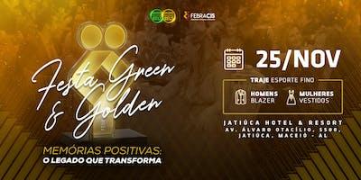 [MACEIÓ/AL] Festa de Certificação Green e Golden Belt 2019 - 25/11