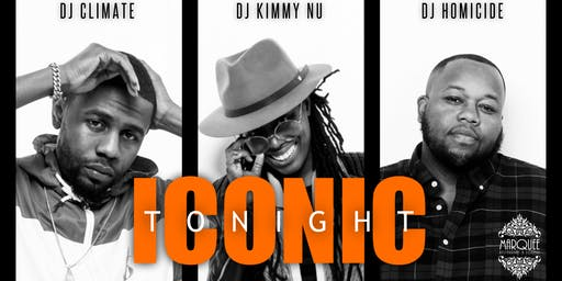 ICONIC 4. Produced by DJ KIMMY NU,  DJ HOMICIDE, & DJ CLIMATE 10.19.19