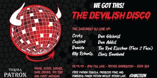 We Got This! The Devilish Disco