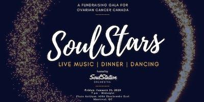 SoulStars Gala for Ovarian Cancer Canada