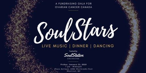 SoulStars Gala for Ovarian Cancer Canada