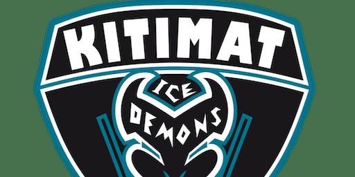 Kitimat Ice Demons vs. Terrace River Kings
