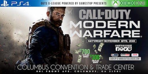 $1000 Call Of Duty: Modern Warfare PS4 & Xbox One Tournament