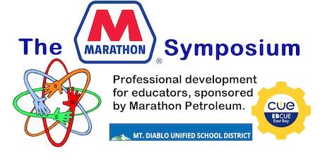 The Marathon Symposium, sponsored by The Marathon Petroleum Foundation tickets