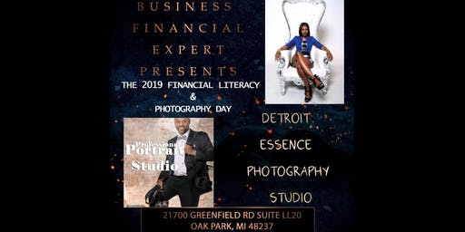 The 2019 Financial Literacy & Photography Day