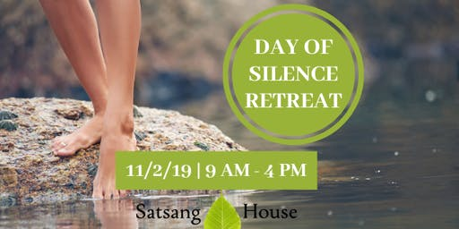 Day of Silence Retreat