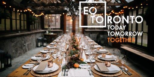 EO Toronto Dining Experience