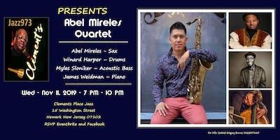 Jazz973 Presents Abel Mireles Quartet at Clements Place Jazz