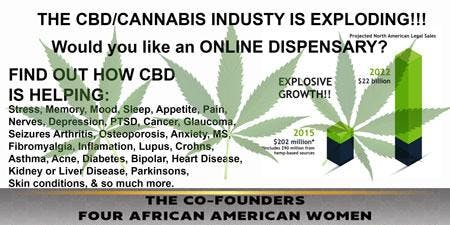 The CBD/Cannabis Industry is EXPLODING
