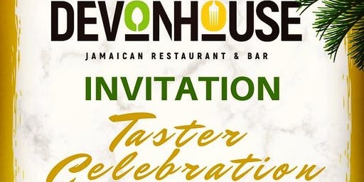 Devon House Jamaican Restaurant & Bar Taster Celebration