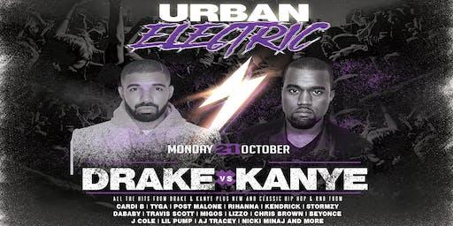 Urban Electric - Drake vs Kanye