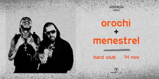 Sinergia Convida #2: Orochi + Menestrel