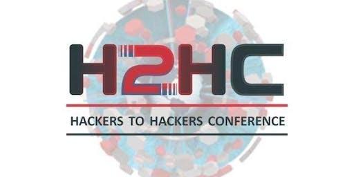 H2HC2019 Treinamento Avancado em Exploração de Aplicações WEB