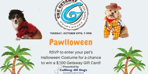 Pawlloween Pet Costume Contest