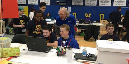 FIRST LEGO League Qualifying Tournament-Gordon School