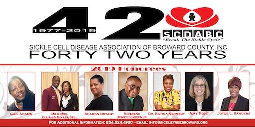 Sickle Cell Broward 42nd Annual Appreciation & Scholarship Banquet