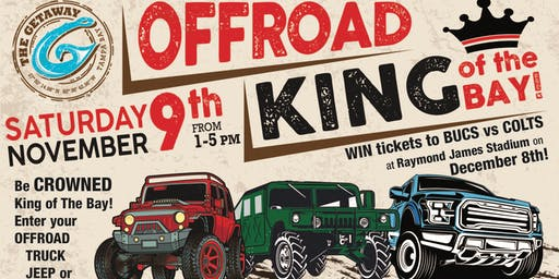 OFFROAD King of the Bay
