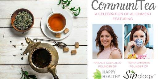 CommuniTEA: A Celebration of Alignment