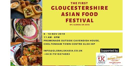 GLOUCESTERSHIRE ASIAN FOOD FESTIVAL