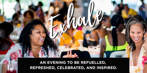 Exhale - A Black Beauty Brunch Wellness event