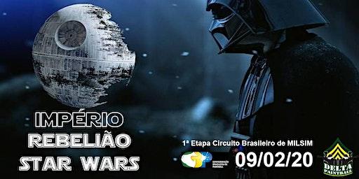 IMPÉRIO - Rebelião Star Wars