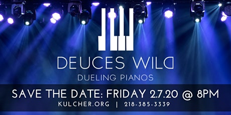 Deuces Wild Dueling Pianos tickets