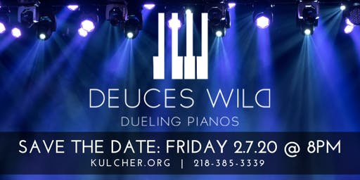 Dueces Wild Dueling Pianos