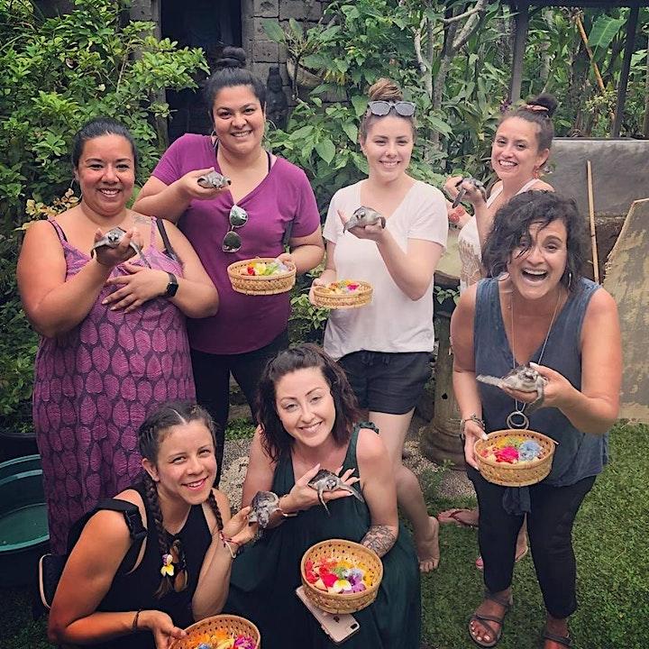 BEING in Bali - Self-Love & Awakening Spiritual Retreat image
