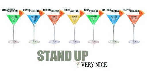 Stand Up Comedy Italia @VERY NICE (Bologna)