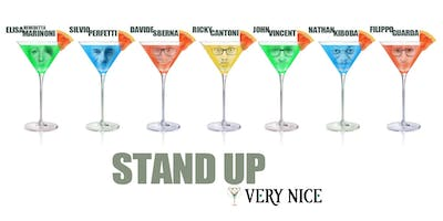 Stand Up Comedy Italia @VERY NICE (Bologna)