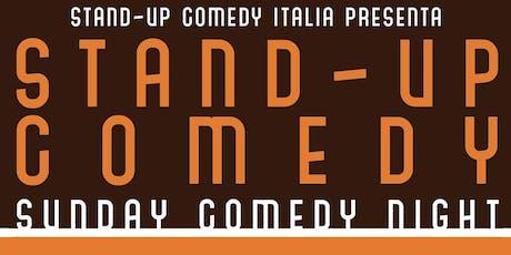 Stand Up Comedy Italia @Diagonal (Forlì) biglietti